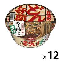 日清のどん兵衛 ラー油そば 1箱(12食入)