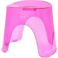 アスベル 風呂椅子 Nレリッシュ風呂イス 30cm ピンク 1セット(2個)(直送品)