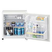 パナソニック パーソナルノンフロン冷蔵庫(直冷式) NR-A50D-W ホワイト 45L 1ドア 右開き 15kg 39W