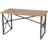 スパイス タイムレスウッド テーブル 組立式 ADFK2010 1個(直送品)