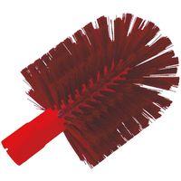 高砂 HPMボトル磁性ブラシヘッド赤 Φ80 57067 5個セット(取寄品)