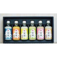 ふみこ農園 フルーツ甘酒6本セット FA-6 756621 1セット(直送品)