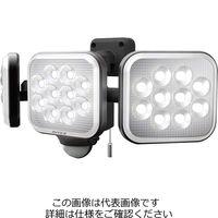 ムサシ MUSASHI RITEX フリーアーム式 LED センサーライト コンセント式 14W×3灯 LED-AC3042(直送品)