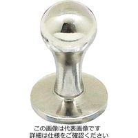 和気産業 真鍮つまみ ニッケル 14mm×31mm×20mm IK-253 1セット(2個)(直送品)