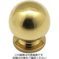 和気産業 真鍮つまみ ゴールド 22mm×26mm×18mm IK-256 1セット(2個)(直送品)