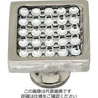 和気産業 真鍮つまみ NPL 30mm×26mm×26mm IK-192 1セット(2個)(直送品)