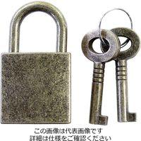 和気産業 アクセサリーロック 混色 IB-141 1セット(4パック)(直送品)
