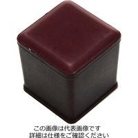 和気産業 家具のスベリ材 角キャップ SS 4個入 Cwe-028 1セット(16個:4個×4パック)(直送品)