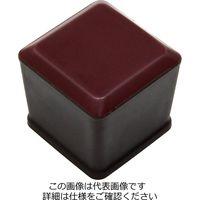 和気産業 家具のスベリ材 角キャップ S 4個入 Cwe-029 1セット(8個:4個×2パック)(直送品)