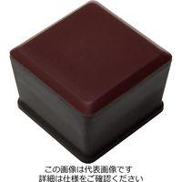 和気産業 家具のスベリ材 角キャップ L 4個入 Cwe-031 1セット(8個:4個×2パック)(直送品)