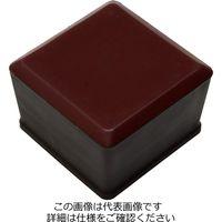 和気産業 家具のスベリ材 角キャップ LL 4個入 Cwe-032 1セット(8個:4個×2パック)(直送品)