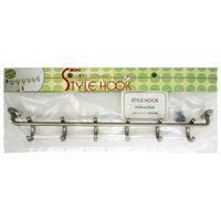 和気産業 六連キーフック SHK007 1本(直送品)