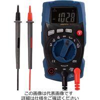 因幡電機産業(INABA) 防塵防水デジタルマルチメータ CDM3000WPJP 1台(直送品)