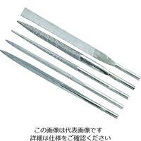 ツボサン(TSUBOSAN) ツボサン ブライト900 スーパーソーヤスリ Φ3用 5種セット 細目 ST085B3 214-9778(直送品)