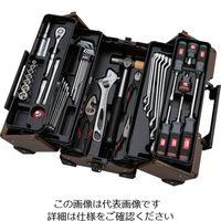 京都機械工具 KTC 2017SK 両開きスタンダード特別色セット(ランドブラウン) SK34617WZLBW 1セット 828-9665(直送品)