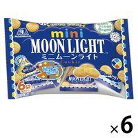 森永製菓 ミニムーンライトプチパック 6袋