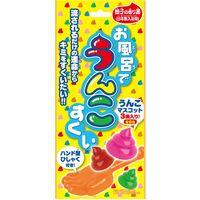 エイチ・エヌ・アンド・アソシエイツ お風呂でうんこすくい 柚子の香り湯 25g(1包入) 1個入×5セット(直送品)