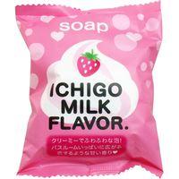 ペリカン石鹸 プチベリィ ソープS いちごミルクの香 80g 80g×48セット(直送品)