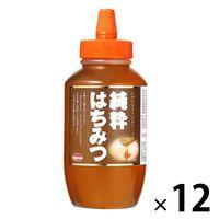 大容量 純粋はちみつ 1kg 12個 梅屋ハネー 蜂蜜