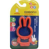 KJC エジソンママ カミカミBaby ミッフィー 1個入×6セット(直送品)