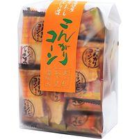 森白製菓 こんがりコーンあられ 4951436010179 1箱(12袋入)(直送品)