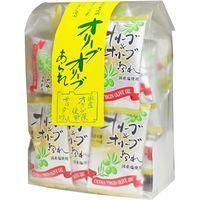 森白製菓 オリーブ&オリーブあられ 4951436010308 1箱(12袋入)(直送品)