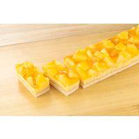 味の素 業務用 フリーカットケーキ パイン&マンゴー GFC378 1ケース 495g×9PC(直送品)