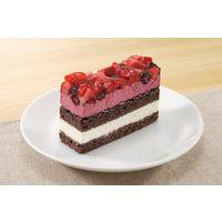 味の素 業務用 いちごとブルーベリーのケーキ GFC812 1ケース (約77gX6個)×8PC(直送品)