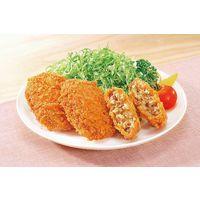 味のちぬや 業務用 さめてもおいしいコロッケ牛肉 17803 1ケース (75gX10個)×6PC(直送品)