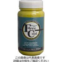 アトムサポート(アトムハウスペイント) 水性フリーコート 200ML 芥子(カラシ) 4971544231389(直送品)