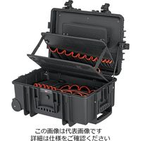 KNIPEX(クニペックス) ツールケース 002137LE 1個(直送品)