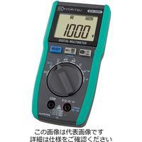 共立電気計器 デジタルマルチメータ 1020R 1個 90090010200(直送品)