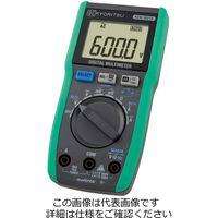 共立電気計器 デジタルマルチメータ 1021R 1個 90090010210(直送品)