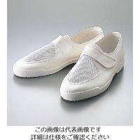 ゴールドウイン シューズ白23.5cm PA9007-W-23.5 1足 816-0810(直送品)