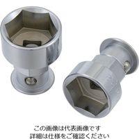 スエカゲツール(SUEKAGE TOOL) スエカゲ 爪交換レンチ用ソケット22mm RBS22 1個 853-1424(直送品)