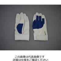 富士グローブ アスリート F-505 M ブルー F-505M-BL 1セット(12双:1双×12パック)(直送品)