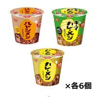 日清カレーメシ3種アソートセット 1セット(18食)