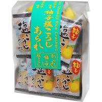森白製菓 柚子塩こうじあられ 4951436010292 1箱(12袋入)(直送品)