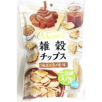 岡田屋製菓 Caramel雑穀チップス 4970172179087 1箱(10袋入)(直送品)