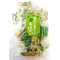 山盛堂本舗 グリーンカレーのおせんべい 4992634067732 1箱(12袋入)(直送品)