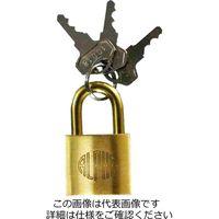 アルファ(ALPHA) アルファ南京錠 #1000 25mm AL-002 1セット(3個)(直送品)
