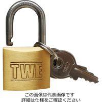 アイアイ(aiai) TWE ステンレス吊南京錠 25mm IB-080 1セット(3個)(直送品)