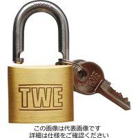 アイアイ(aiai) TWE ステンレス吊南京錠 35mm IB-082 1セット(3個)(直送品)