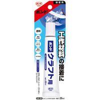 コニシ 工作用接着剤 クラフト用 20ml #05186 1セット(6個)(直送品)