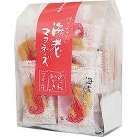 森白製菓 海老マヨネーズ味あられ 4951436010261 1箱(12袋入)(直送品)