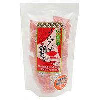 森白製菓 えび明太子あられ 4951436010346 1箱(12袋入)(直送品)