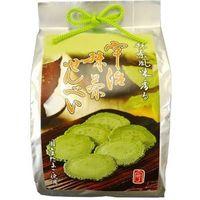 森白製菓 宇治抹茶せんべい 4951436010445 1箱(12袋入)(直送品)