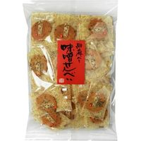 森白製菓 胡麻入り味噌せんべい 4951436010469 1箱(12袋入)(直送品)