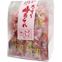 森白製菓 スッキリ梅あられ 4951436010483 1箱(12袋入)(直送品)