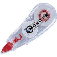 トンボ鉛筆 修正テープ モノCC 5mm CT-CC5 10個 1箱(直送品)